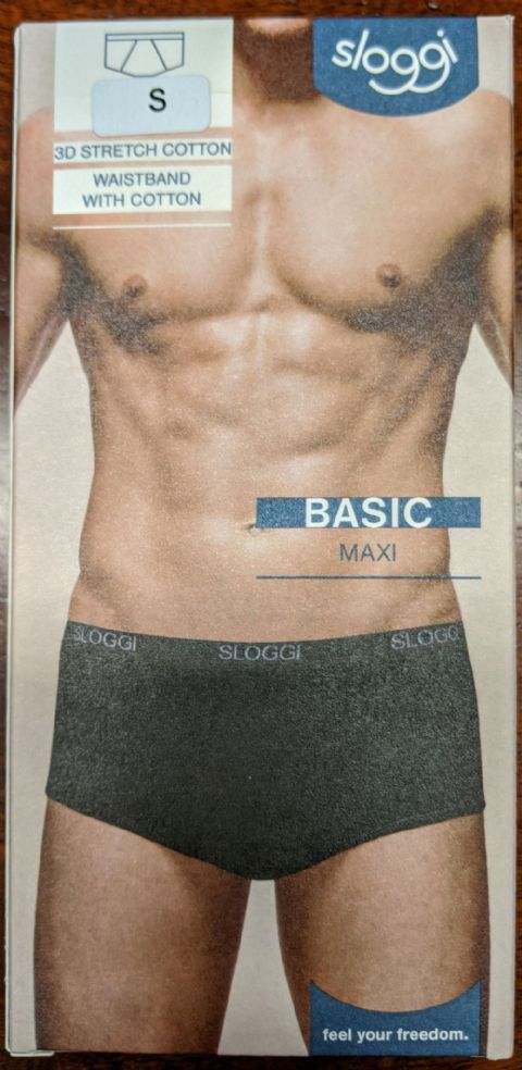 Sloggi for Men - Basic Maxi - Single Pack